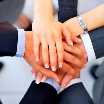 Vedení obchodního týmu