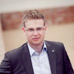 Dominik Kubik, jednatel společnosti Carl Stahl & spol, s.r.o.