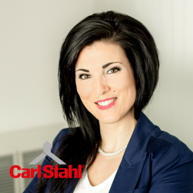 Monika Hamidović, vedoucí divize marketing Carl Stahl & spol, s.r.o.