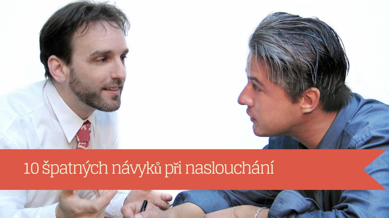 10 špatných návyků při naslouchání_business success_komunikace