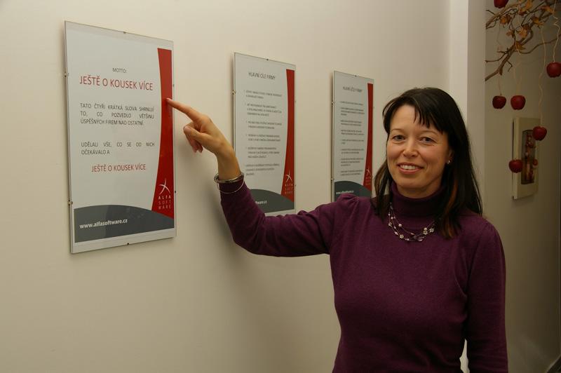 Mgr. Eva Maurerová, Alfa Software, s.r.o.