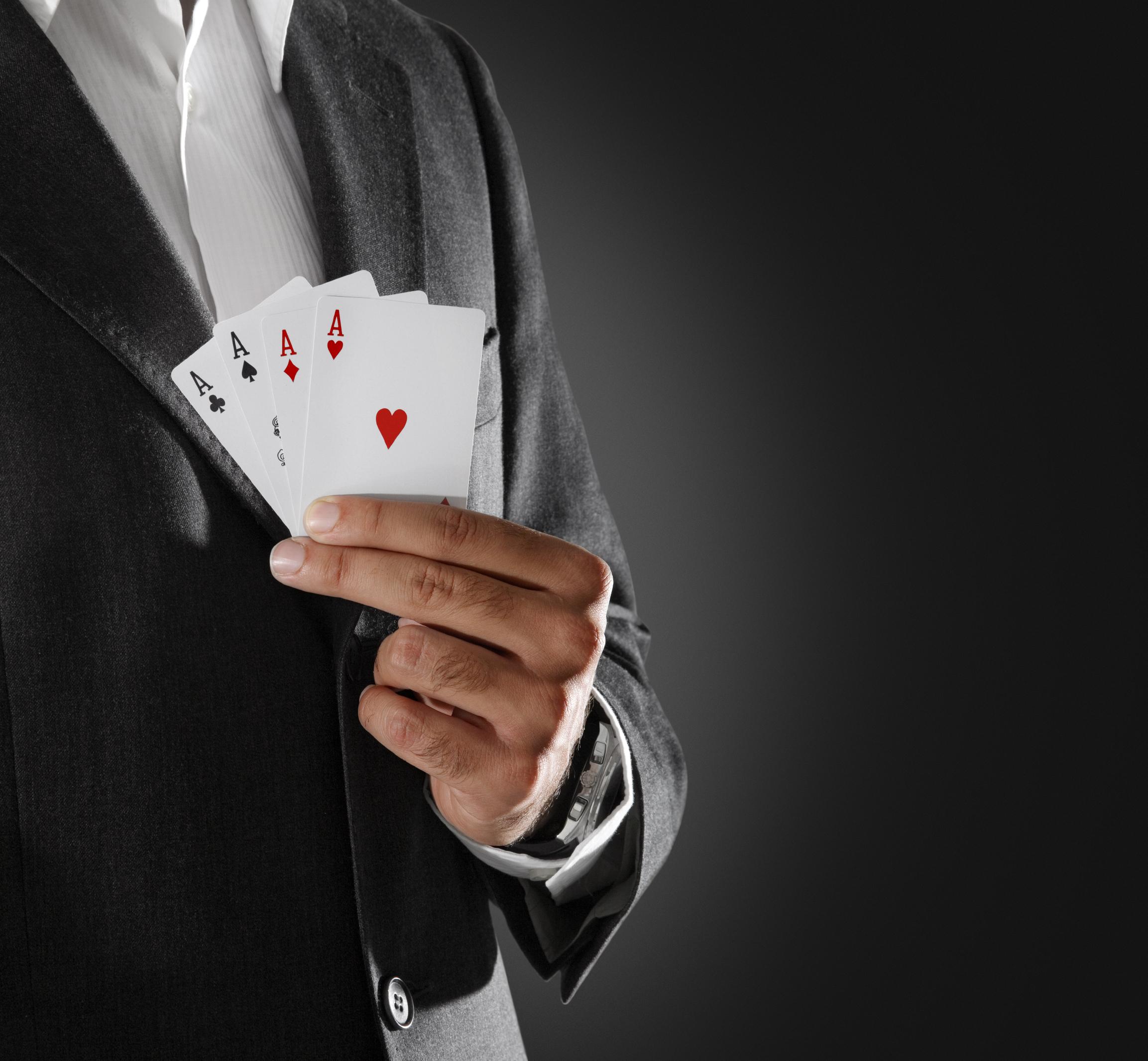 Lovec, rybář nebo hazardní hráč?