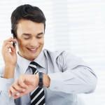 Business Success_včas na schůzku