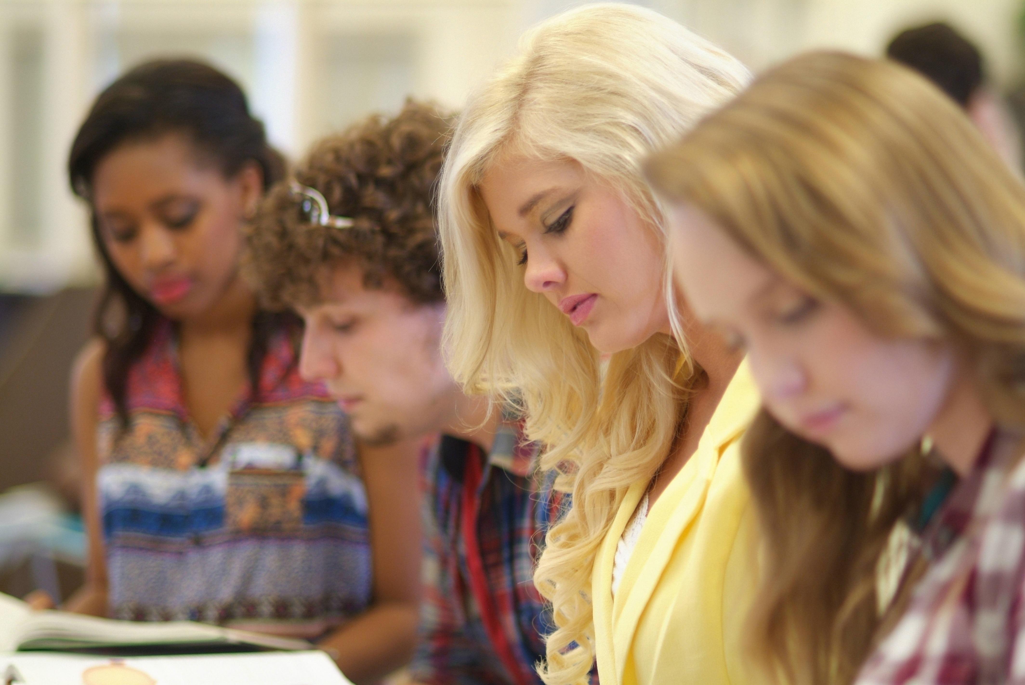 Podporujeme studenty středních a vysokých škol