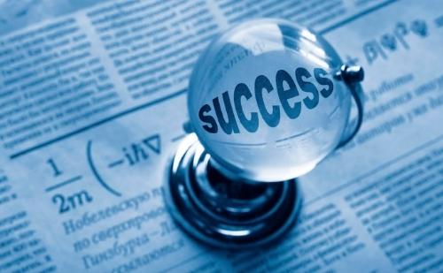(Ne)Úspěch v práci i životě – je to náhoda?